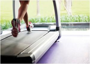 Sudirman Residence: Treadmill